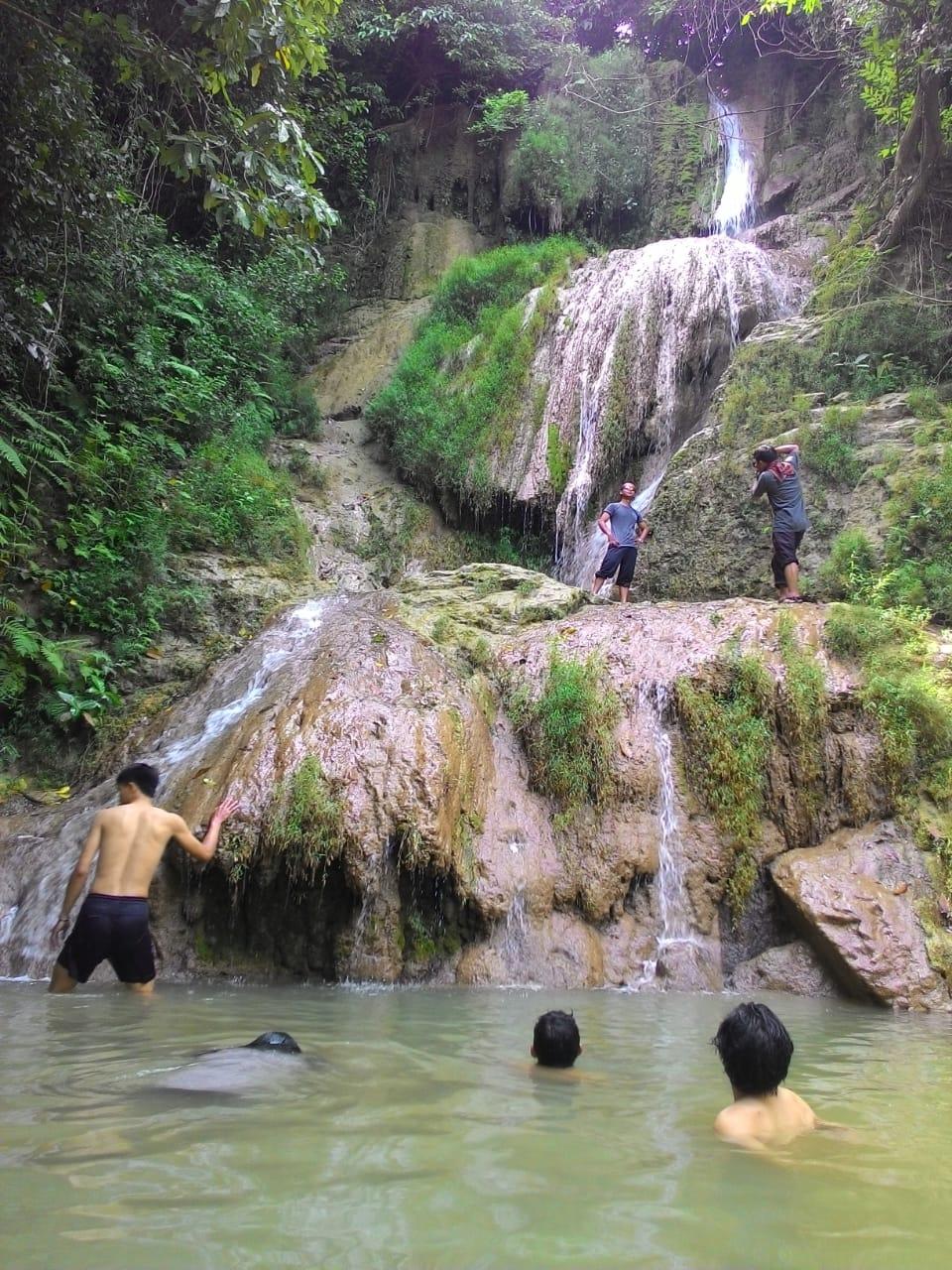 Kedung Peti Waterfall
