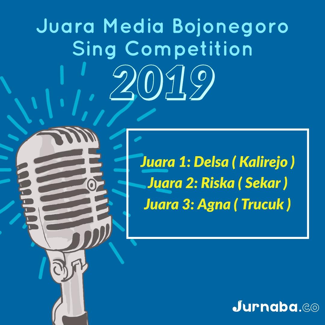 Kemeriahan Ajang Bakat Media Bojonegoro Sing Competition