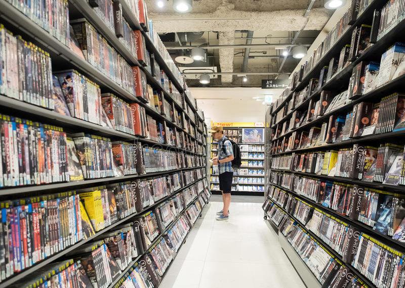 Runtuhnya Kejayaan Rental VCD dan DVD di Bojonegoro – Jurnaba