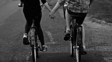Saat Naik Sepeda Lebih Keren Daripada Naik Motor Jurnaba