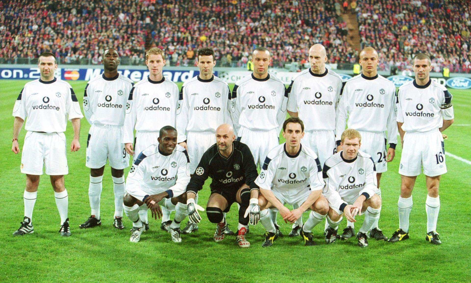 Ketika Manchester United Tampil Dengan 12 Pemain Di Liga